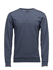 Heritage Sweatshirt - DARK BLUE