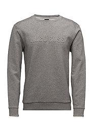 Heritage Sweatshirt - MEDIUM GREY