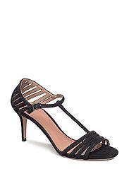 Stella Sandal 70-S - BLACK