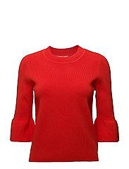 Fenella - BRIGHT RED