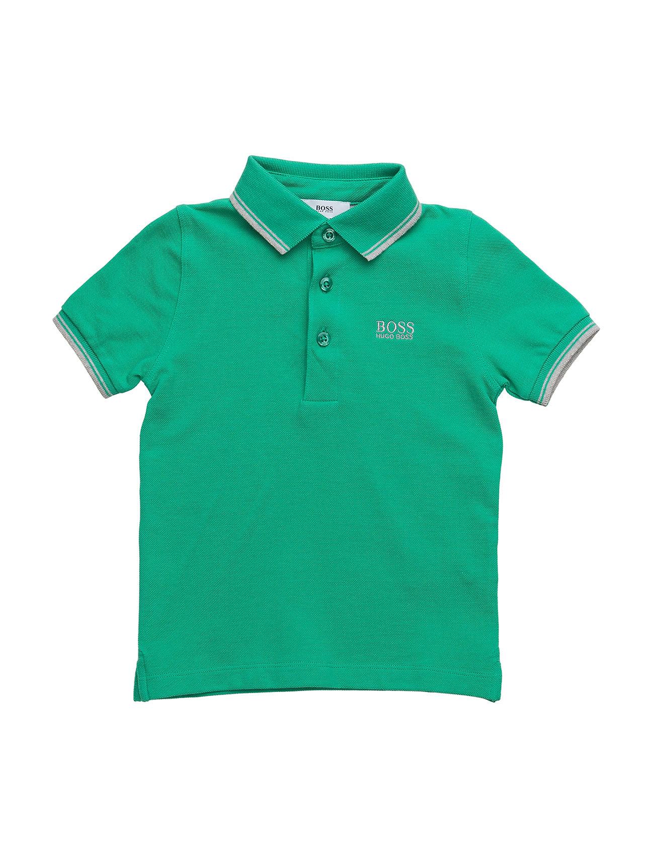 Short Sleeve Polo BOSS Kortærmede t-shirts til Børn i