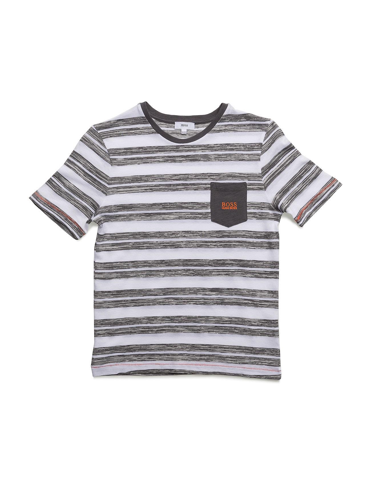 Short Sleeves Tee-Shirt BOSS Kortærmede t-shirts til Børn i