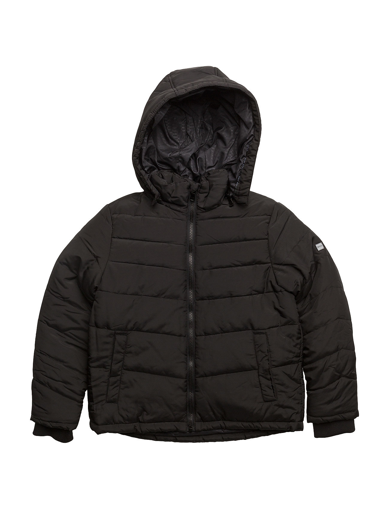 Puffer Jacket BOSS Jakker & Frakker til Børn i Sort