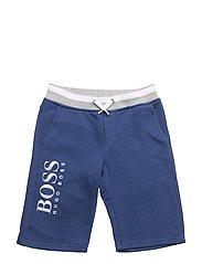 BERMUDA SHORTS - BLUE