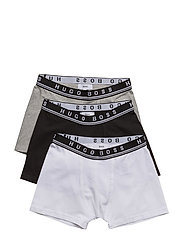 SET OF 3 BOXER SHORTS - BLACK
