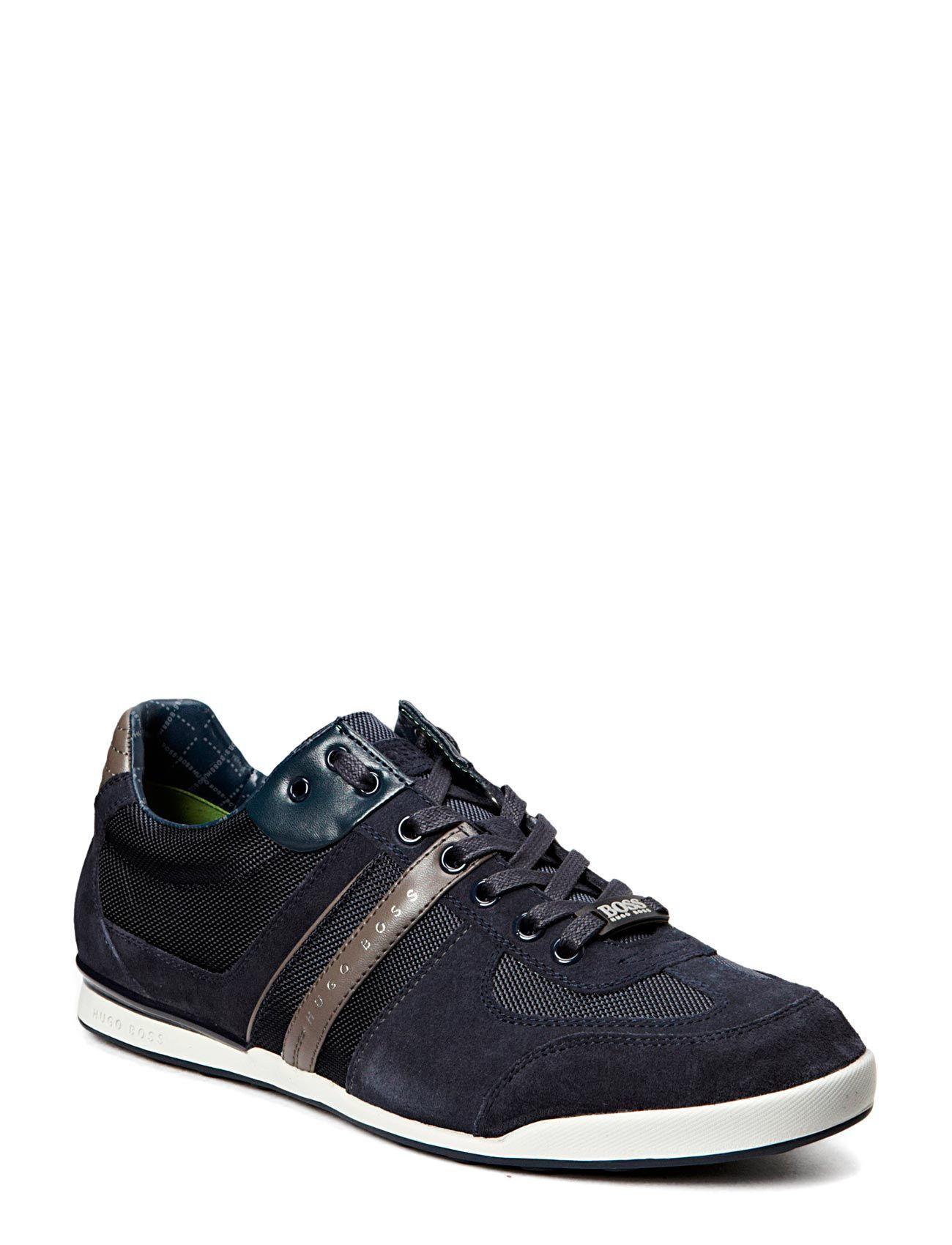 Akeen BOSS GREEN Sneakers til Mænd i Mørkeblå