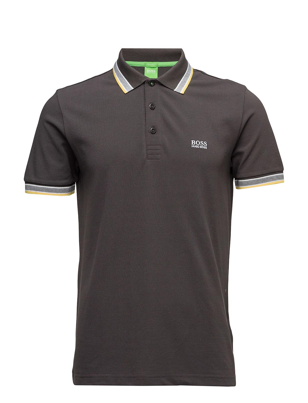 Paddy BOSS GREEN Polo t-shirts til Mænd i Sølv