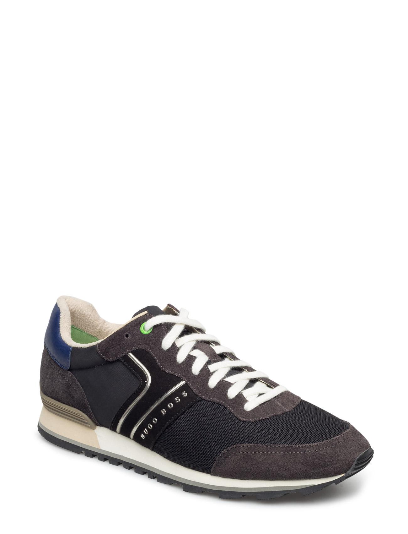 Parkour_runn_nymx BOSS GREEN Sneakers til Mænd i Sort