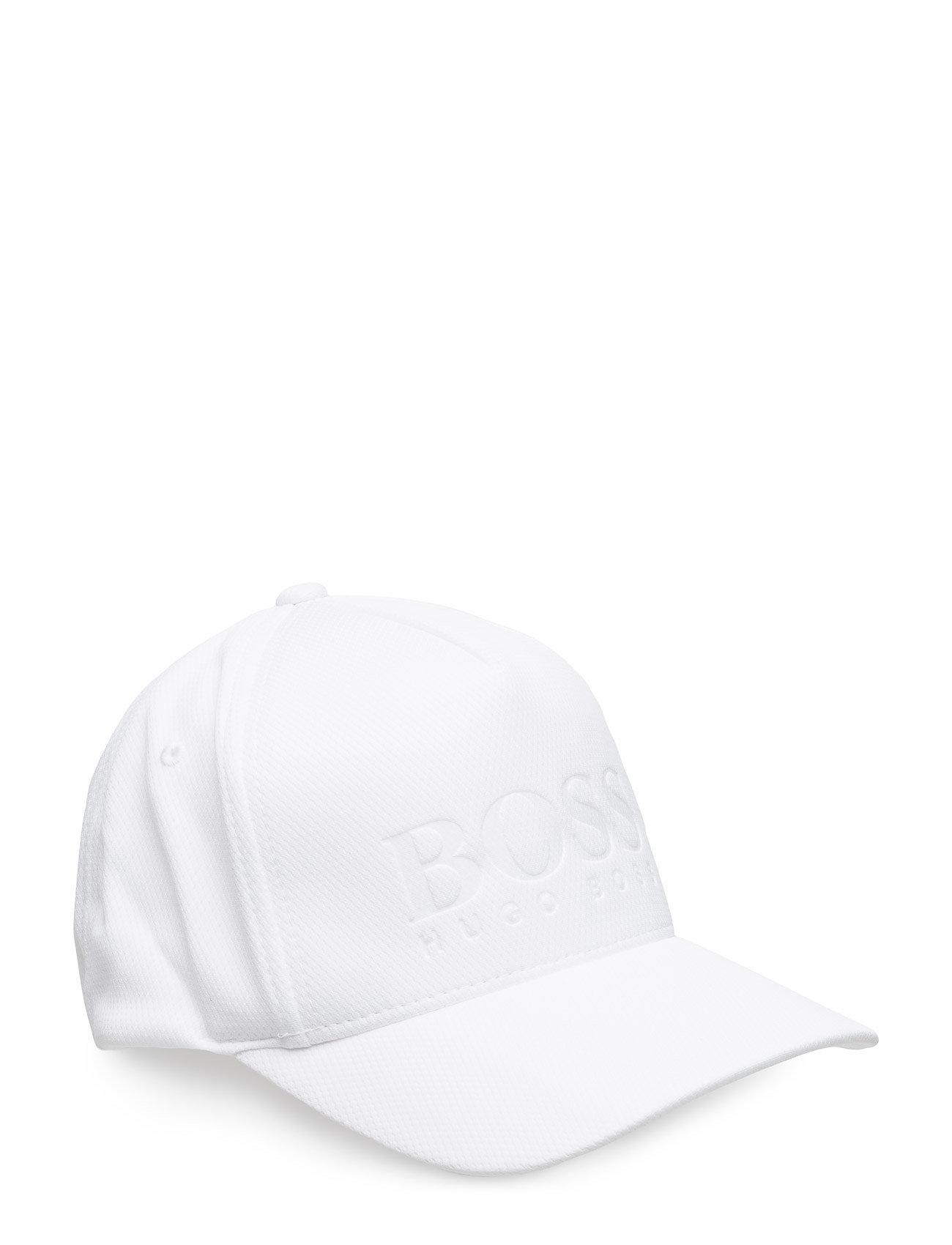Logo-Cap BOSS GREEN Sports accessories til Herrer i hvid