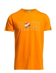 Tee Flag - Bright Orange