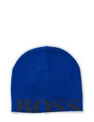 Knitties_Hat - Medium Blue