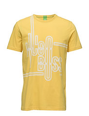 Tee 2 - BRIGHT YELLOW