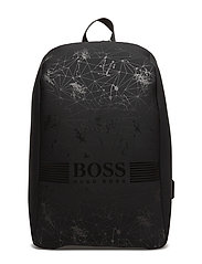 Pixel NP_Backpack 17 - BLACK