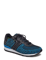 Parkour_Runn_knit - OPEN BLUE