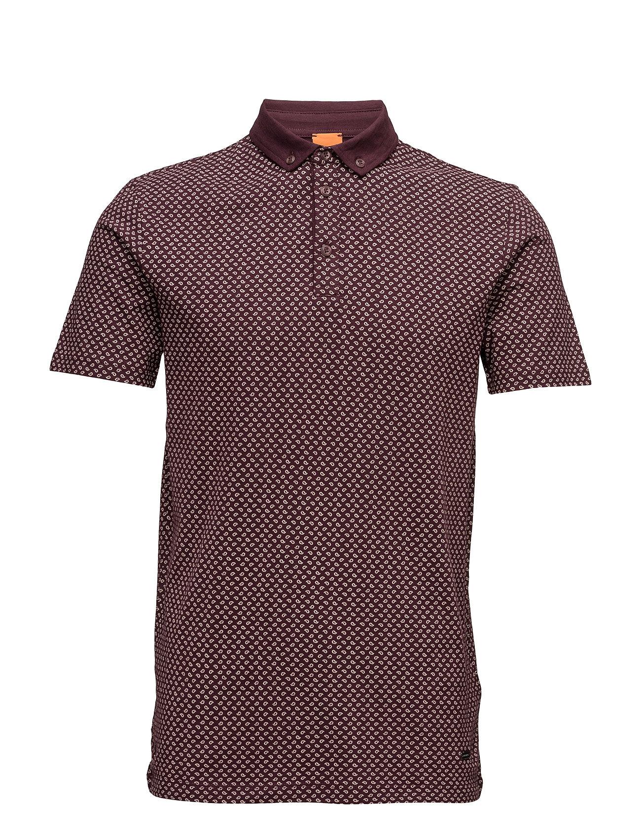 Perhaps BOSS Orange Kortærmede polo t-shirts til Herrer i