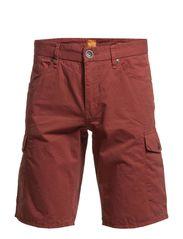 Schwinn2-Shorts-D - Medium Red