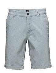Denim-Schino Shorts - LIGHT/PASTEL BLUE