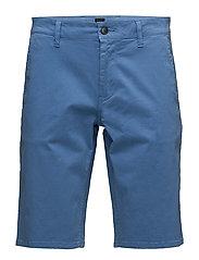 Schino-Slim-Shorts D - BRIGHT BLUE