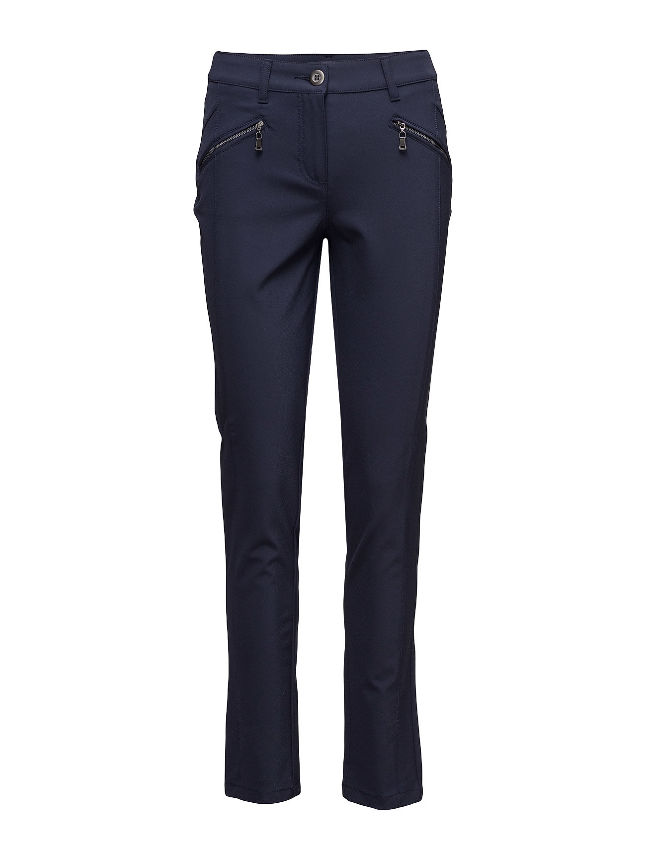 Casual Pants Brandtex Bukser til Damer i Midnight Blue