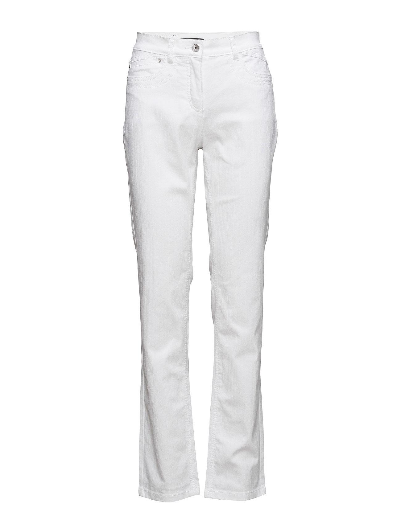Casual Pants Brandtex Casual bukser til Damer i hvid