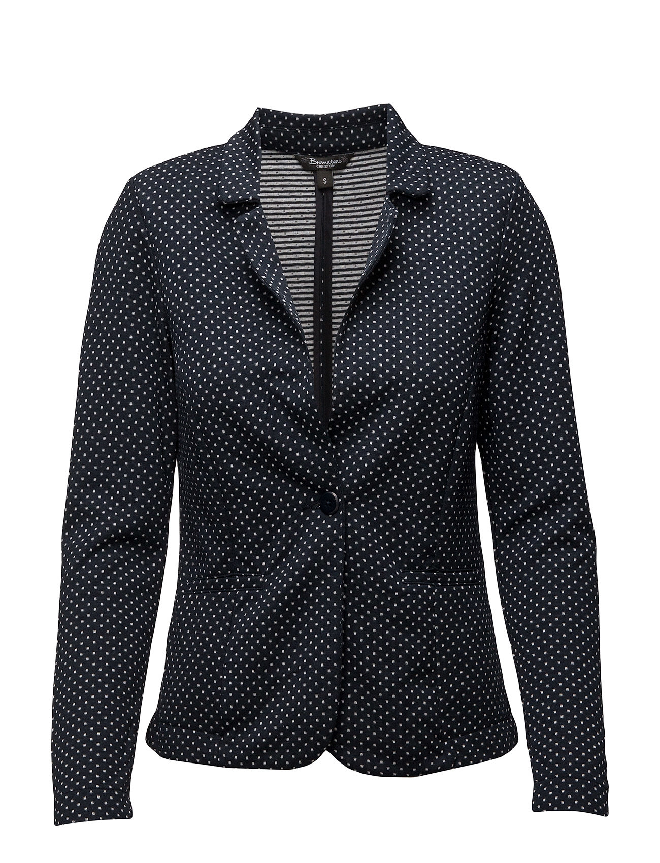 Blazer Brandtex Blazere til Damer i Midnight Blue