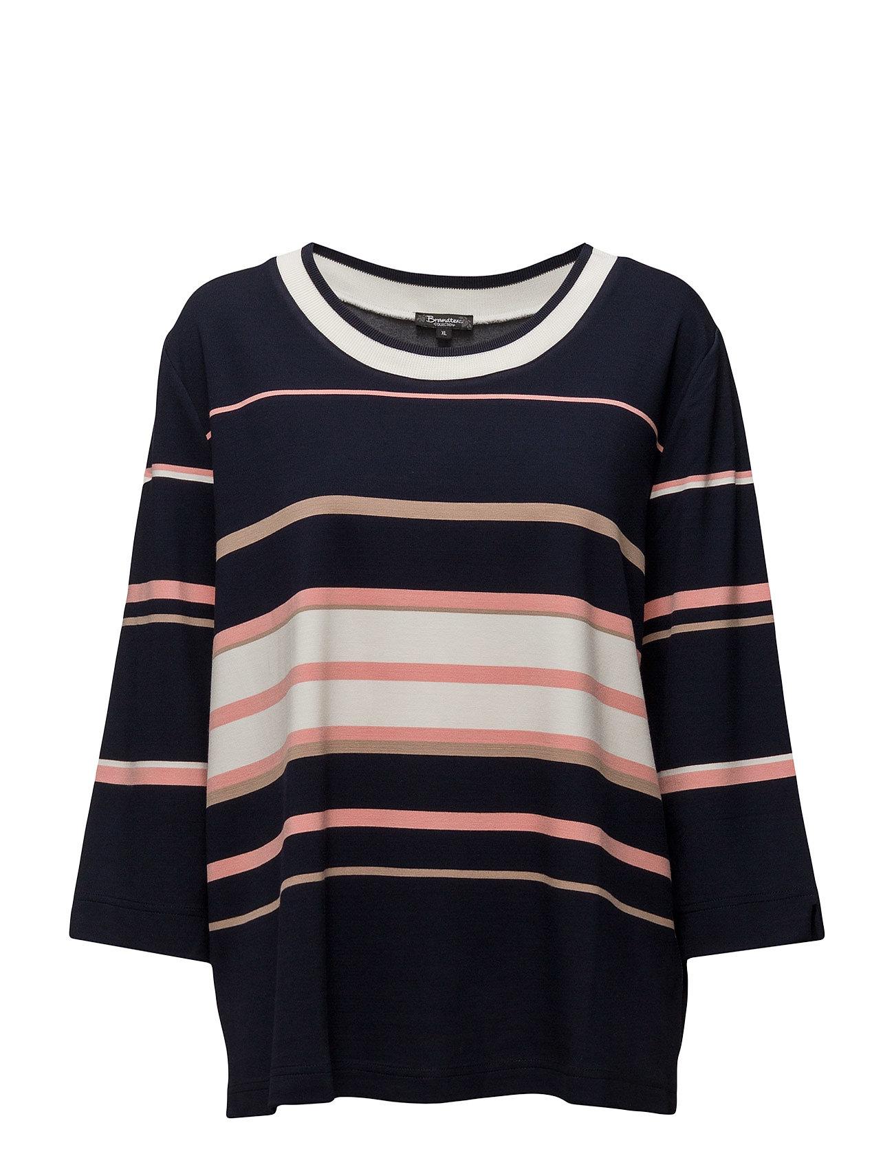 Pullover-Sweat Summer Brandtex Sweatshirts til Damer i Midnight Blue
