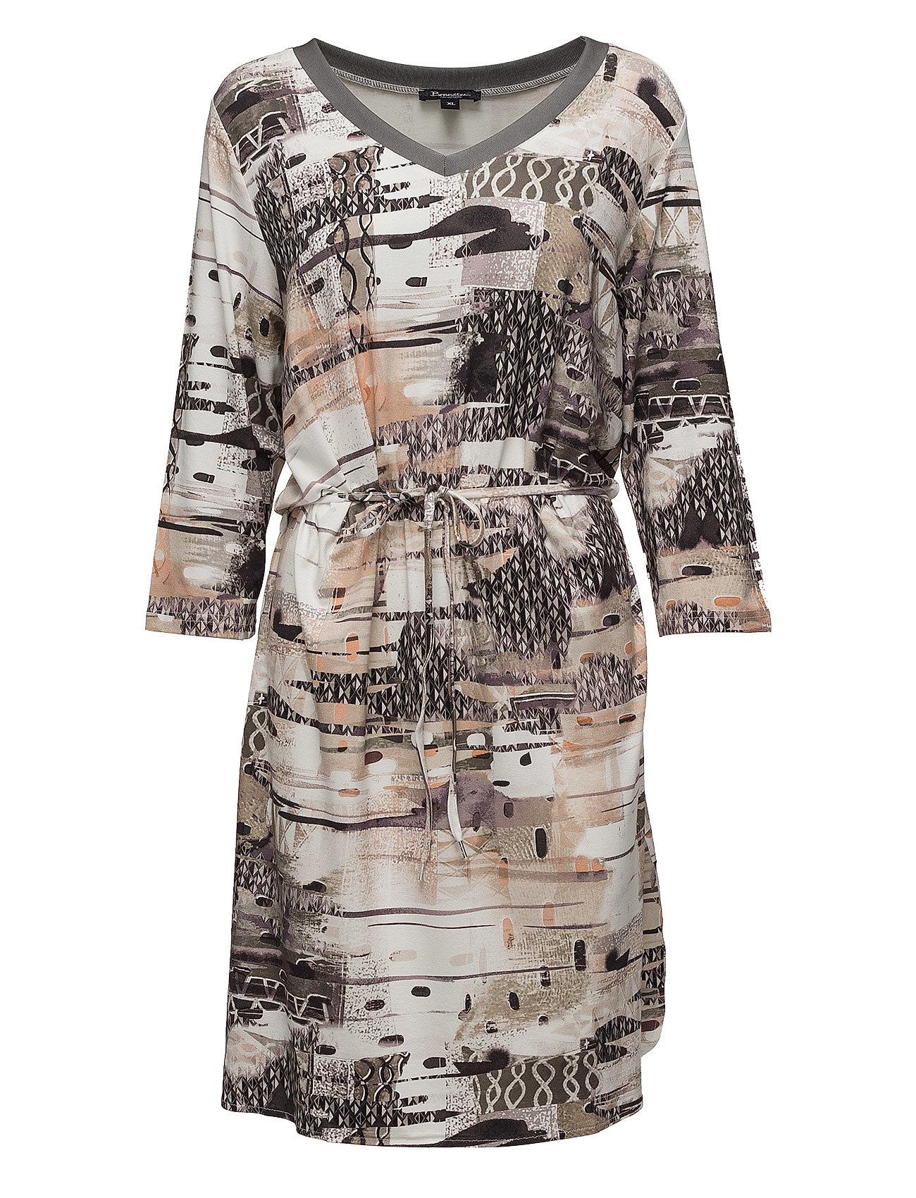 Dress-Jersey Brandtex Korte kjoler til Damer i khaki