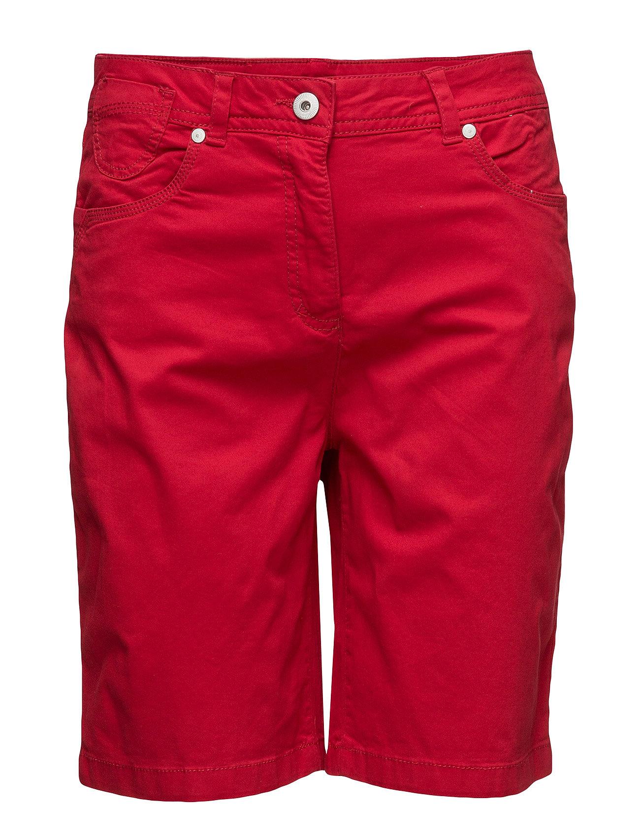 Casual Shorts Brandtex Shorts til Kvinder i Rød