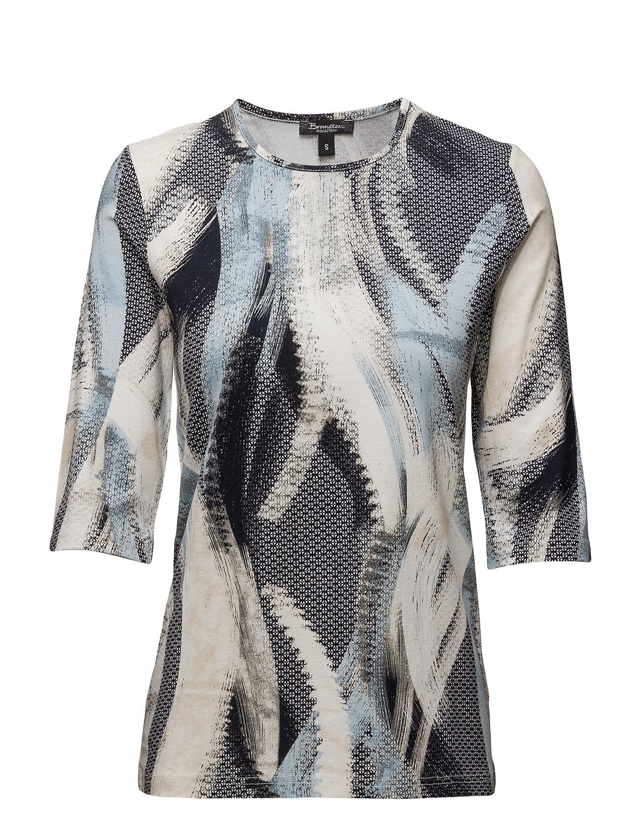 T-Shirt S/S Brandtex Kortærmede til Damer i