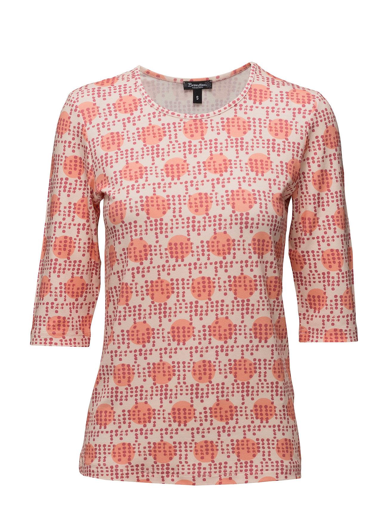 T-Shirt S/S Brandtex Langærmede til Damer i