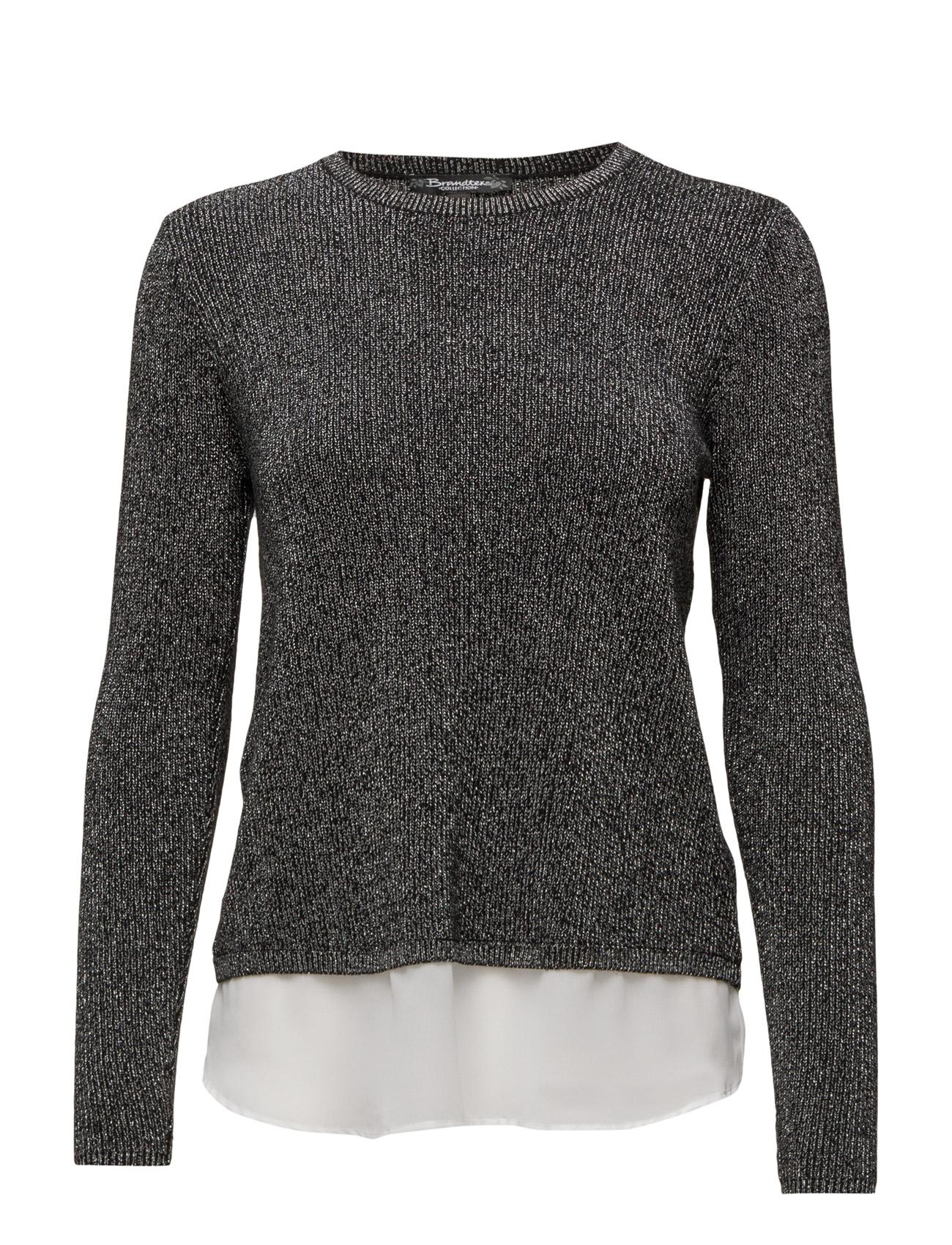Pullover Brandtex Sweatshirts til Damer i Sort