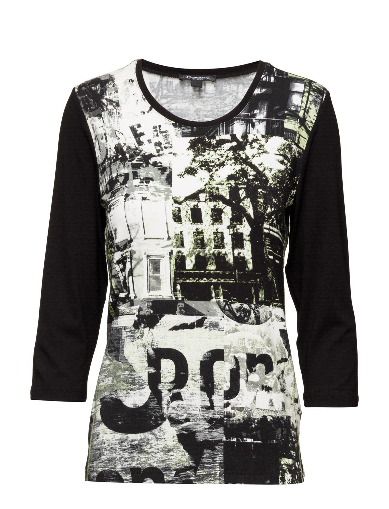 T-Shirt Brandtex Langærmede til Damer i