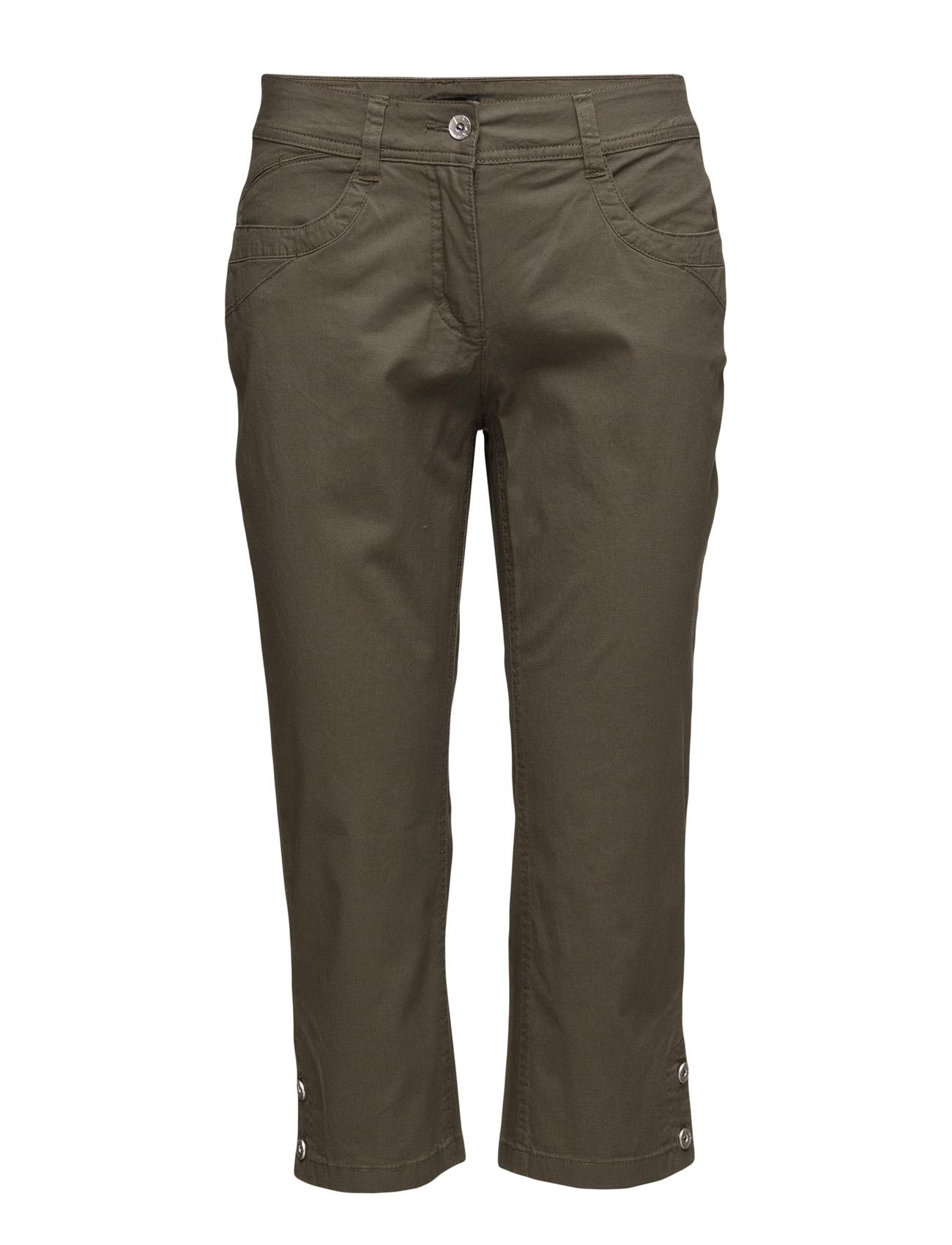 Bukser Brandtex Casual bukser til Damer i khaki