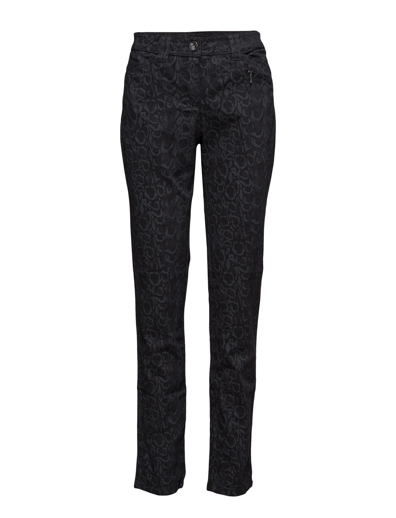 Jeans Brandtex Bukser til Kvinder i Sort
