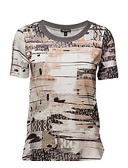 T-shirt s/s - KHAKI