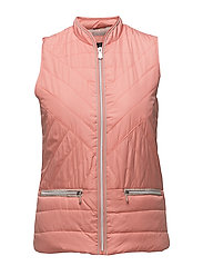 Waistcoat Outerwear - CORAL