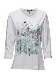 Shirt l/s Woven - WHITE