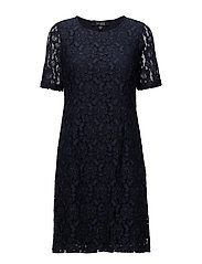 Suiting dress - MIDNIGHT BLUE