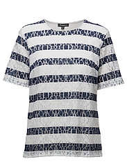 Blouse-woven - INK BLUE