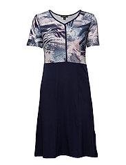 Dress-jersey - INK BLUE