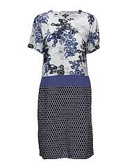 Dress-light woven - PORCELAINE BLUE
