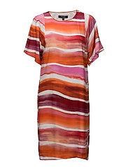 Dress-light woven - SUNSET