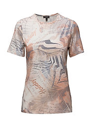T-shirt s/s - CORAL