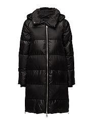 Coat Outerwear Heavy - BLACK