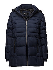 Jacket Outerwear Heavy - MIDNIGHT BLUE