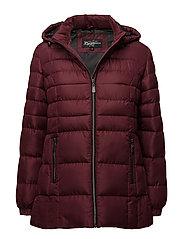 Jacket Outerwear Heavy - OXBLOOD