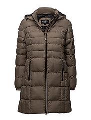 Coat Outerwear Heavy - MINK