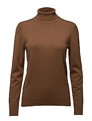 Pullover-knit Heavy - CAFE LATTE