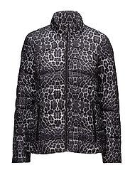 Jacket Outerwear Heavy - DARK GREY