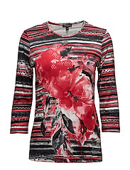 T-shirt l/s - RED